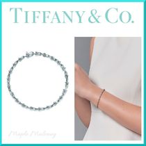 Tiffany & Co Tiffany HardWear Costume Jewelry Silver Elegant Style Bracelets