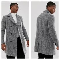 ASOS Other Check Patterns Chester Coats