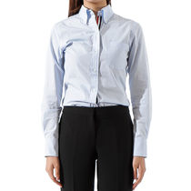 THOM BROWNE Casual Style Cotton Medium Party Style Office Style