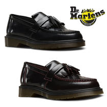 Dr Martens ADRIAN Unisex Street Style Plain Leather Dad Sneakers Boots