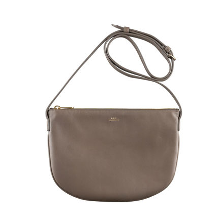 Casual Style Leather Office Style Crossbody Shoulder Bags