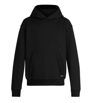 Louis Vuitton Long Sleeves Plain Cotton Luxury Hoodies