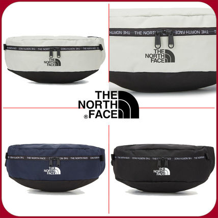 THE NORTH FACE Unisex Street Style Logo Bags