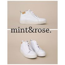 mint&rose. Casual Style Low-Top Sneakers