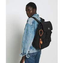 Ecoalf Casual Style Unisex Street Style Plain Logo Backpacks
