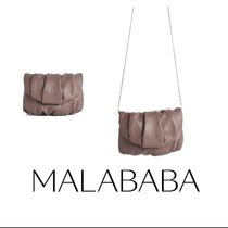Malababa Unisex Leather Handmade Clutches