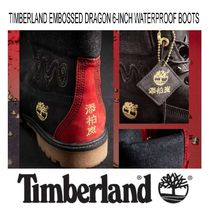Timberland Unisex Collaboration Oversized Boots