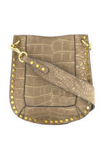 Isabel Marant NASKO Casual Style Street Style Shoulder Bags