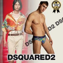 D SQUARED2 Street Style Cotton Briefs
