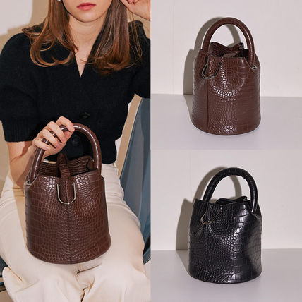 Casual Style Plain Party Style Elegant Style Handbags