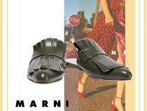 MARNI Collaboration Slip-On Shoes
