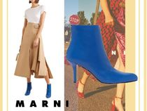 MARNI Collaboration Boots Boots