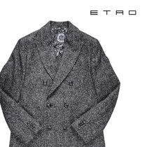 ETRO Peacoats Coats