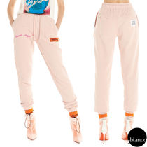 Heron Preston Casual Style Sweat Street Style Cotton Long Sweatpants