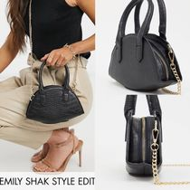ASOS Casual Style Street Style Plain Party Style Office Style