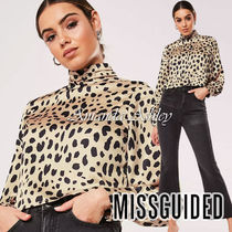 Missguided Long Sleeves Other Animal Patterns Medium Party Style