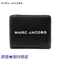 MARC JACOBS Leather Folding Wallet Folding Wallets
