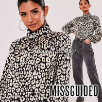 Missguided Long Sleeves Medium Party Style Elegant Style