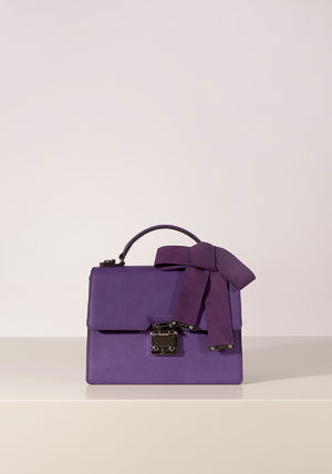 Saffiano Leather Office Style Formal Style  Totes