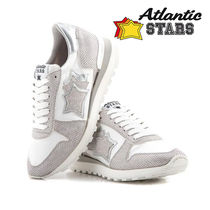 Atlantic STARS Street Style Low-Top Sneakers