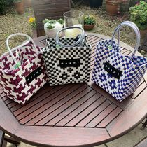 MARNI Casual Style Blended Fabrics Handbags