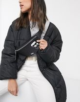 Karl Lagerfeld Casual Style Nylon Shoulder Bags