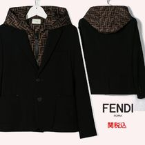 FENDI Kids Boy Outerwear