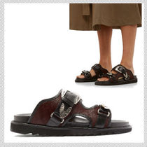 TOGA Open Toe Rubber Sole Casual Style Slippers Sandals Sandal