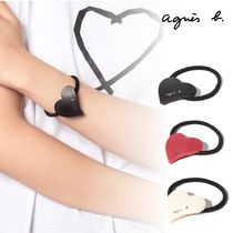 Agnes b Casual Style Unisex Hair Accessories
