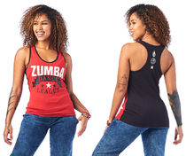 ZUMBA Blended Fabrics Activewear Tops