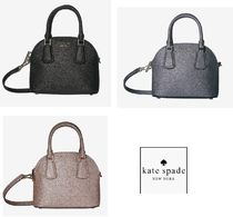 kate spade new york sylvia Casual Style 2WAY Plain Party Style Elegant Style Satchels