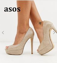 ASOS Round Toe Party Style Shoes