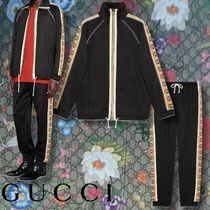 GUCCI 【GUCCI】 Technical jersey jacket & Technical jersey track