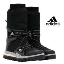 adidas Round Toe Rubber Sole Casual Style Collaboration