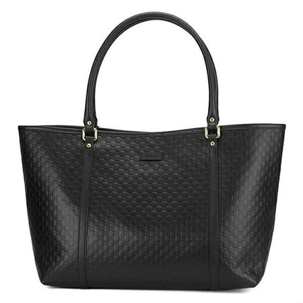 GUCCI Logo A4 Office Style Totes