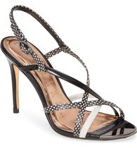 TED BAKER Other Animal Patterns Leather Pin Heels Party Style