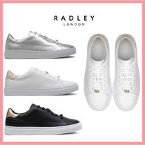 RADLEY Casual Style Leather Low-Top Sneakers