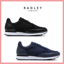 RADLEY Casual Style Leather Office Style Low-Top Sneakers