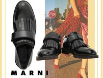MARNI Collaboration Leather Shoes