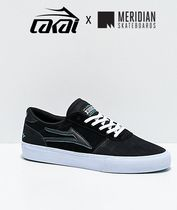 Lakai Suede Street Style Collaboration Sneakers
