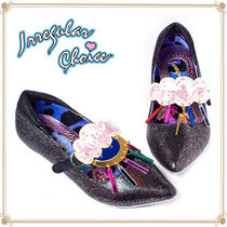 Irregular Choice Casual Style Elegant Style Pointed Toe Pumps & Mules