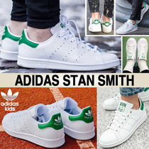 adidas STAN SMITH Unisex Street Style Kids Girl Sneakers