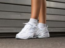 Nike M2K TEKNO Casual Style Street Style Low-Top Sneakers