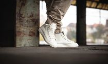 adidas Street Style Leather Sneakers