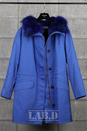 Casual Style Fur Coats