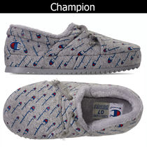 CHAMPION Round Toe Street Style Slippers Shoes