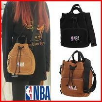 NBA Casual Style 2WAY Shoulder Bags