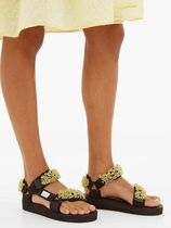 CECILIE BAHNSEN Casual Style Street Style Sandals