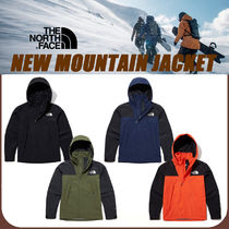 THE NORTH FACE Unisex Street Style Logo Jackets