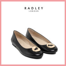 RADLEY Round Toe Casual Style Leather Party Style Office Style
